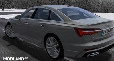 Audi A6 Sedan 55 TSFI [1.5.8], 3 photo